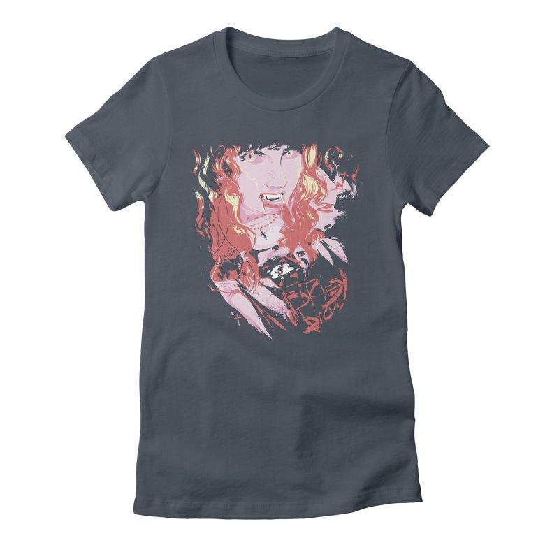 B-Brew Women's T-Shirt by Huevart's Artist Shop