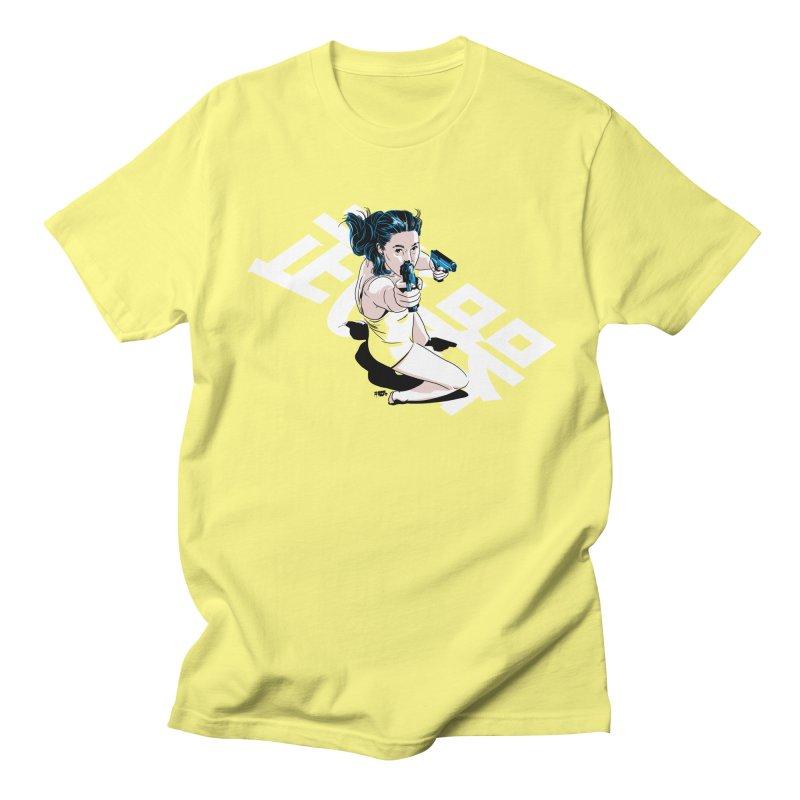 Lethal Weapon Men's T-Shirt by Huevart's Artist Shop