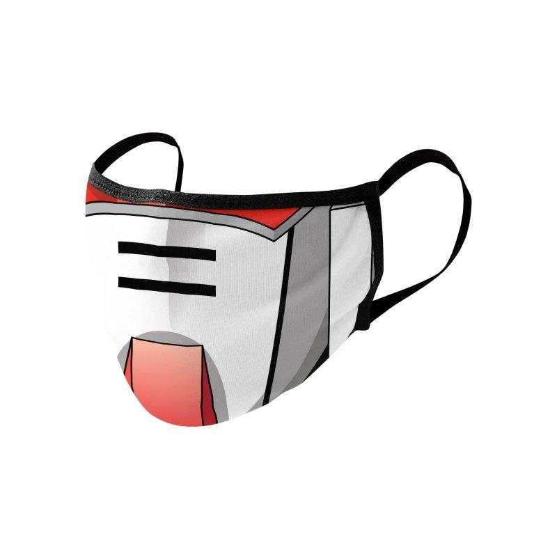G-Dam Accessories Face Mask by Huevart's Artist Shop