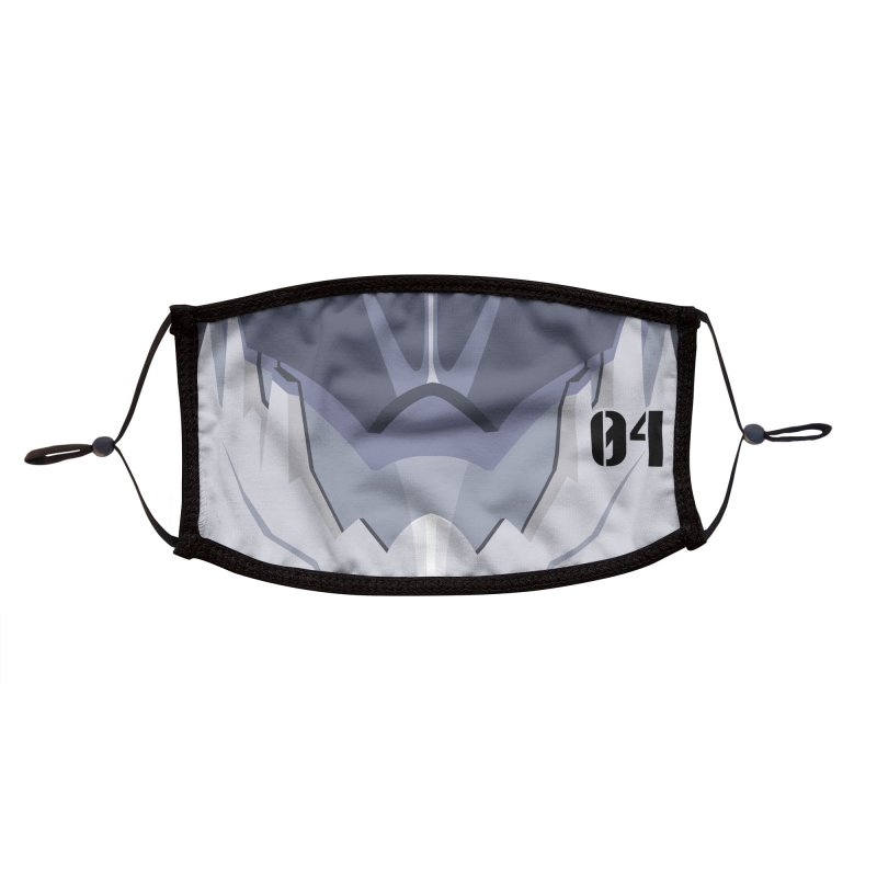 NRV04 Accessories Face Mask by Huevart's Artist Shop