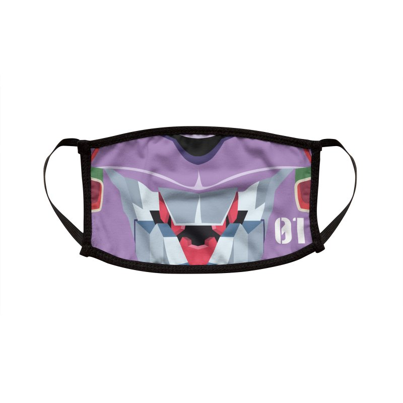 NRV01 Accessories Face Mask by Huevart's Artist Shop