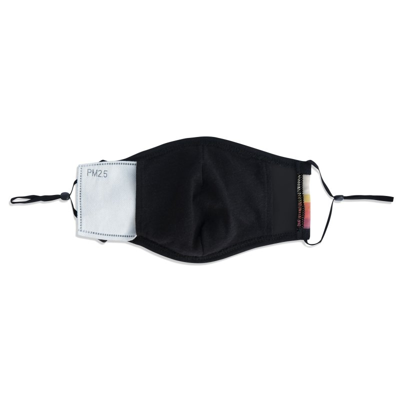 VHS T-120 Accessories Face Mask by Huevart's Artist Shop
