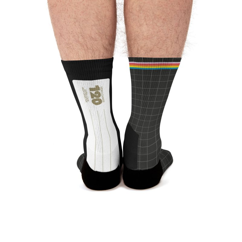 Rec-120 Men's Socks by Huevart's Artist Shop