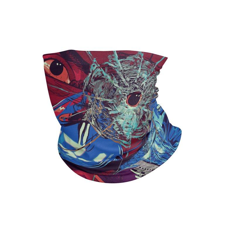 T3n3T Accessories Neck Gaiter by Huevart's Artist Shop