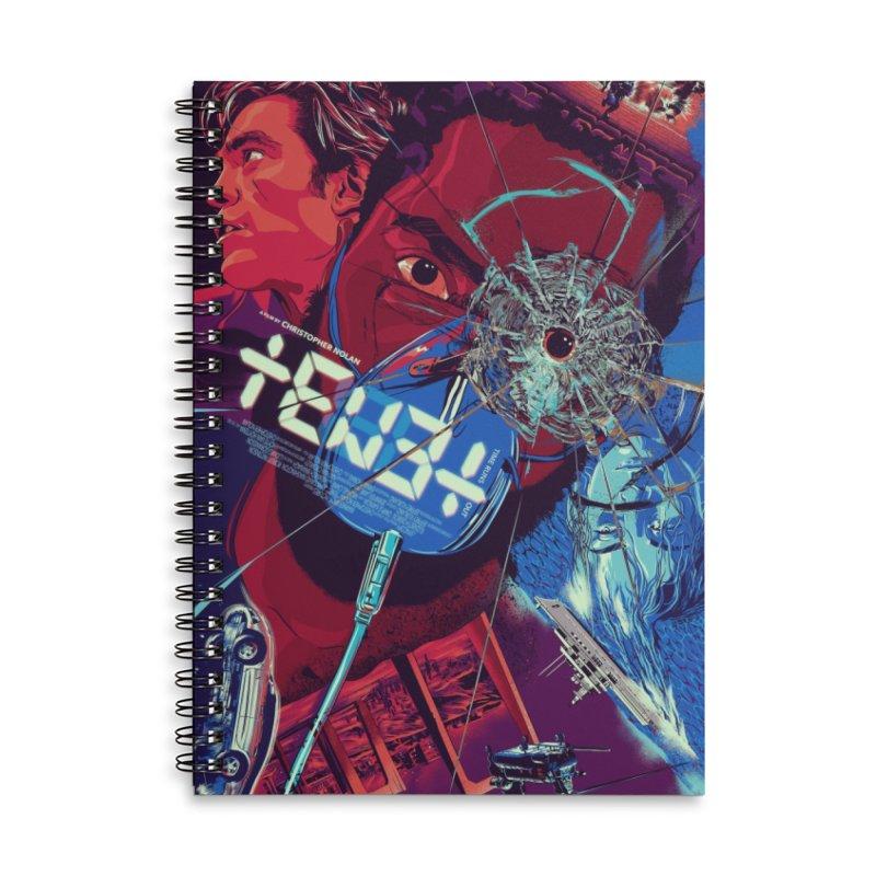 T3n3T Accessories Notebook by Huevart's Artist Shop