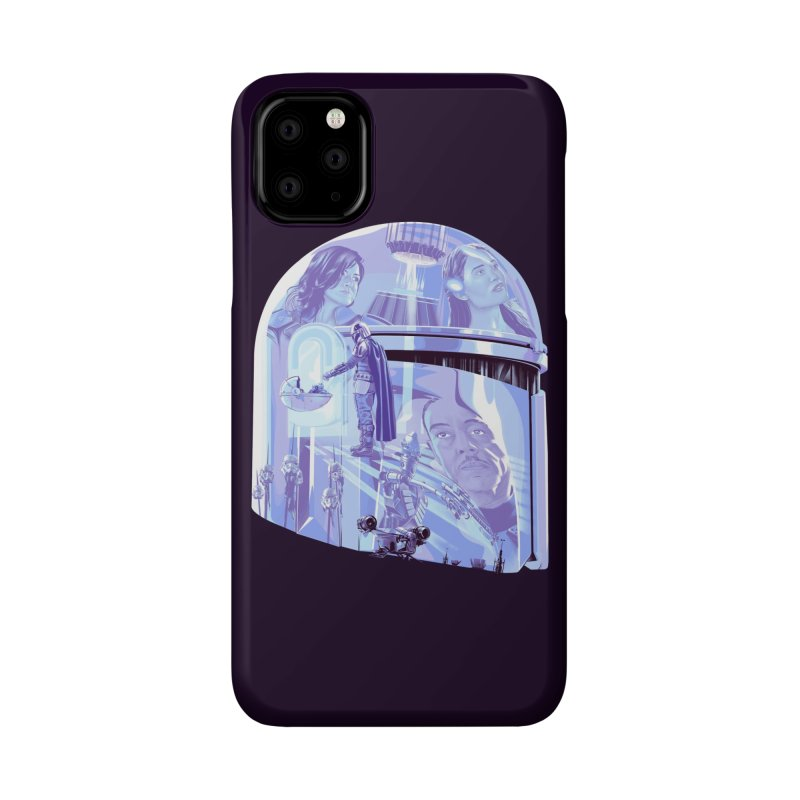 This is the Way Accessories Phone Case by Huevart's Artist Shop
