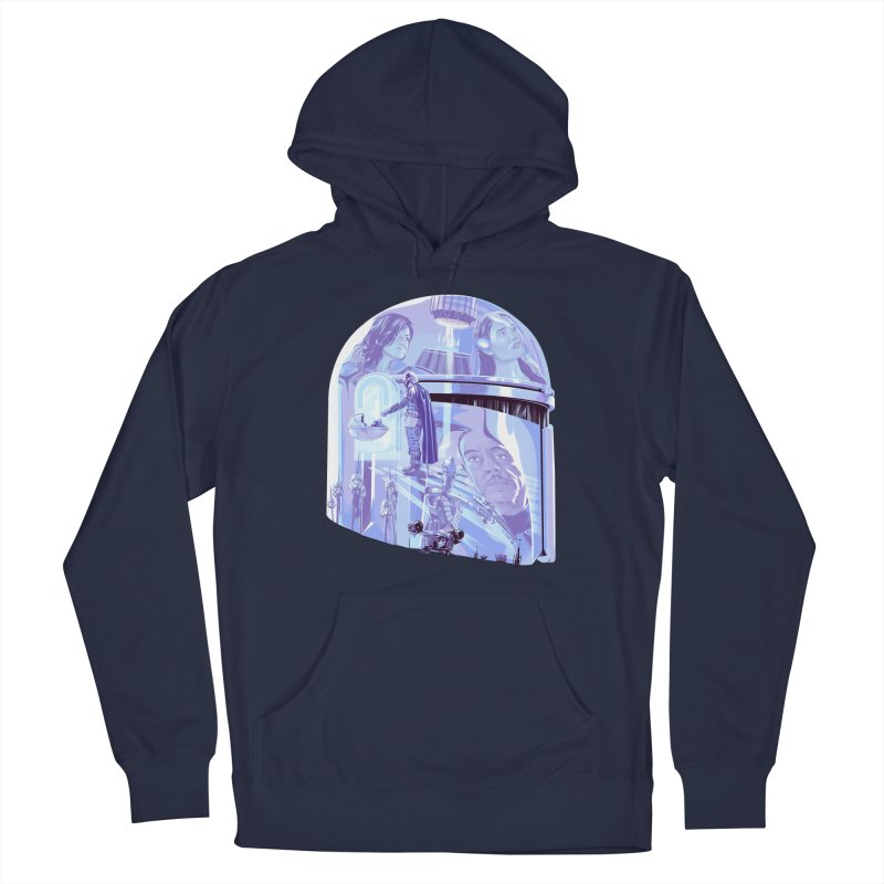 This is the Way Men's Pullover Hoody by Huevart's Artist Shop