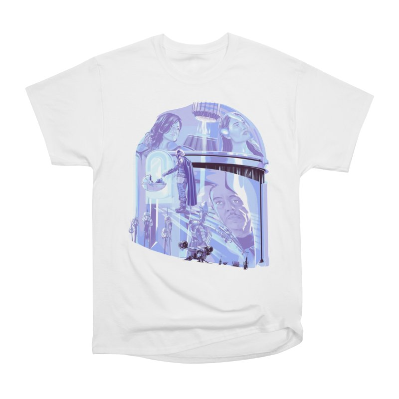 This is the Way Men's T-Shirt by Huevart's Artist Shop