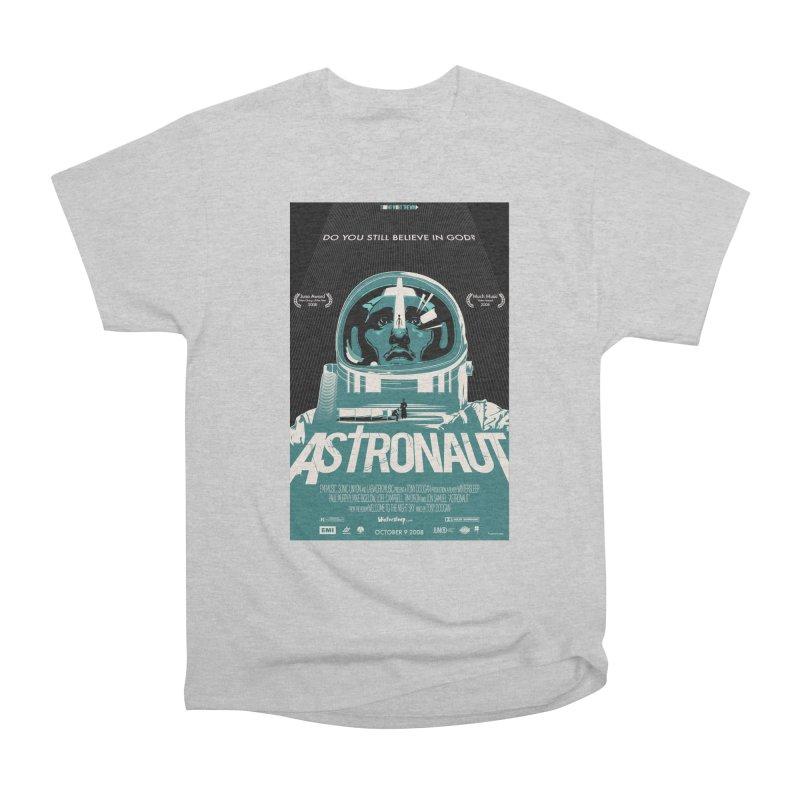 The Astronaut Women's Heavyweight Unisex T-Shirt by Huevart's Artist Shop