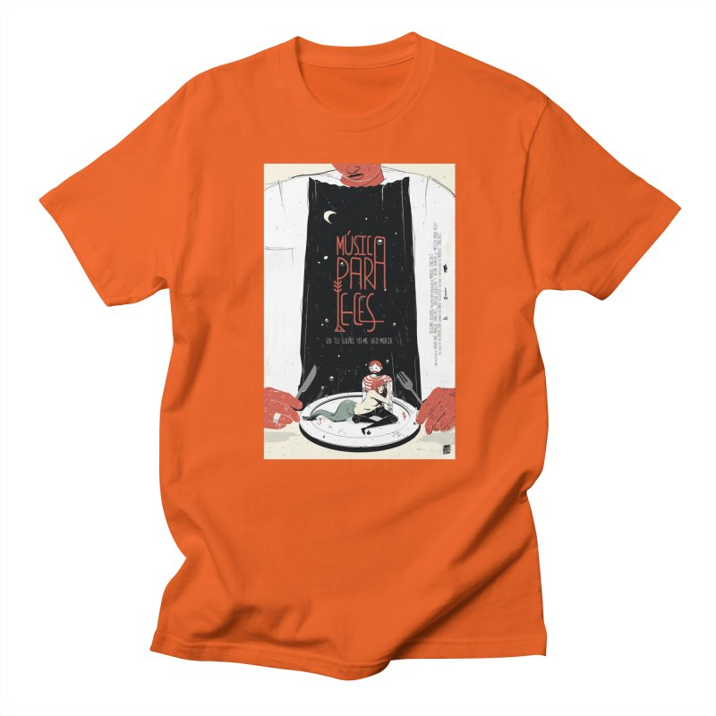 Music for Fish Women's T-Shirt by Huevart's Artist Shop