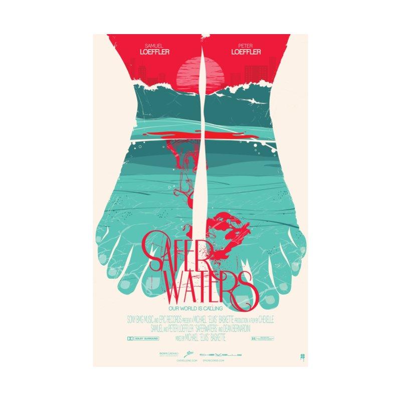 Safer Waters by Huevart's Artist Shop