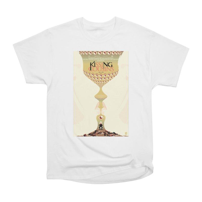 Kissing Cousins Men's Heavyweight T-Shirt by Huevart's Artist Shop