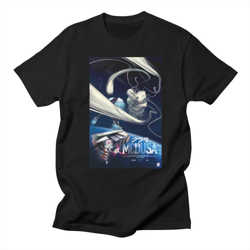 Medusa Men's T-Shirt by Huevart's Artist Shop