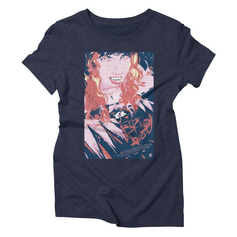 Bitches Brew Women's Triblend T-Shirt by Huevart's Artist Shop