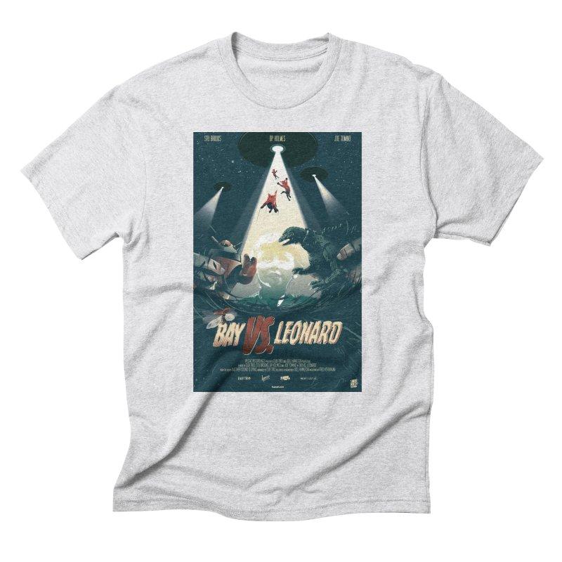 Bay VS Leonard Men's Triblend T-Shirt by Huevart's Artist Shop