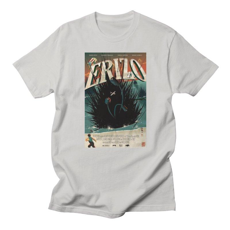 Erizo Men's T-Shirt by Huevart's Artist Shop
