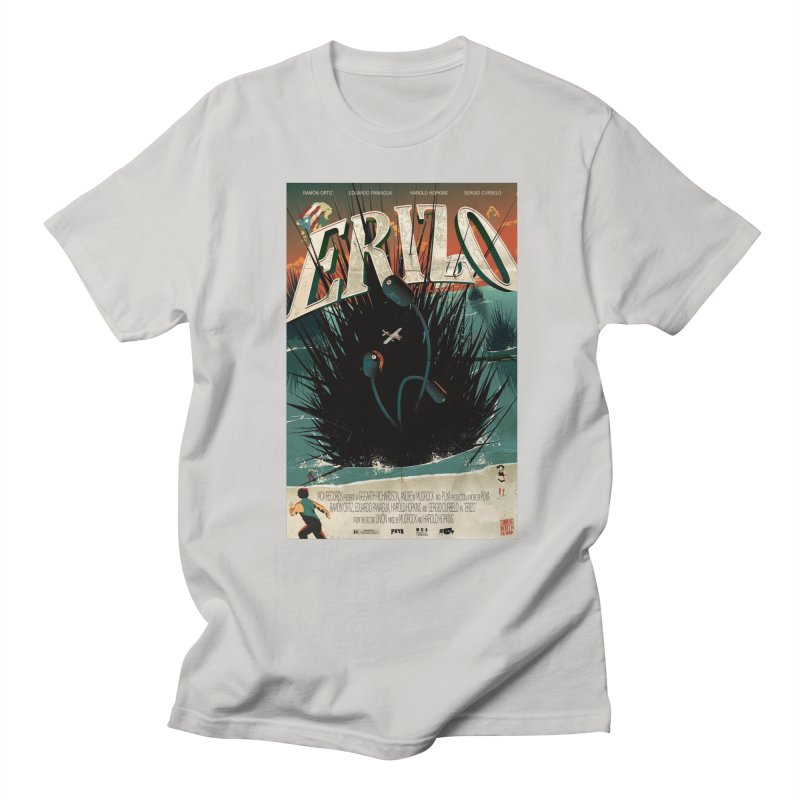 Erizo Men's T-Shirt by Huevart's Artist Shop