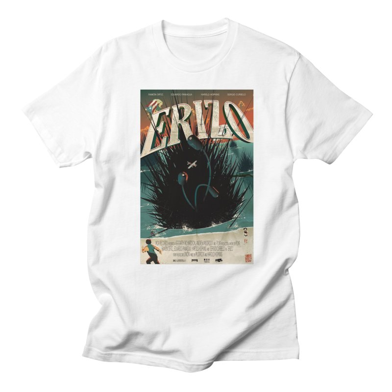 Erizo Men's Regular T-Shirt by Huevart's Artist Shop