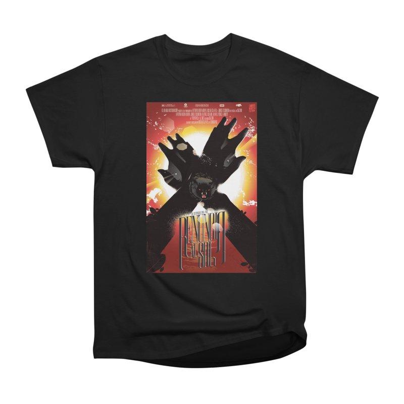 Renounce the Sun Men's Heavyweight T-Shirt by Huevart's Artist Shop