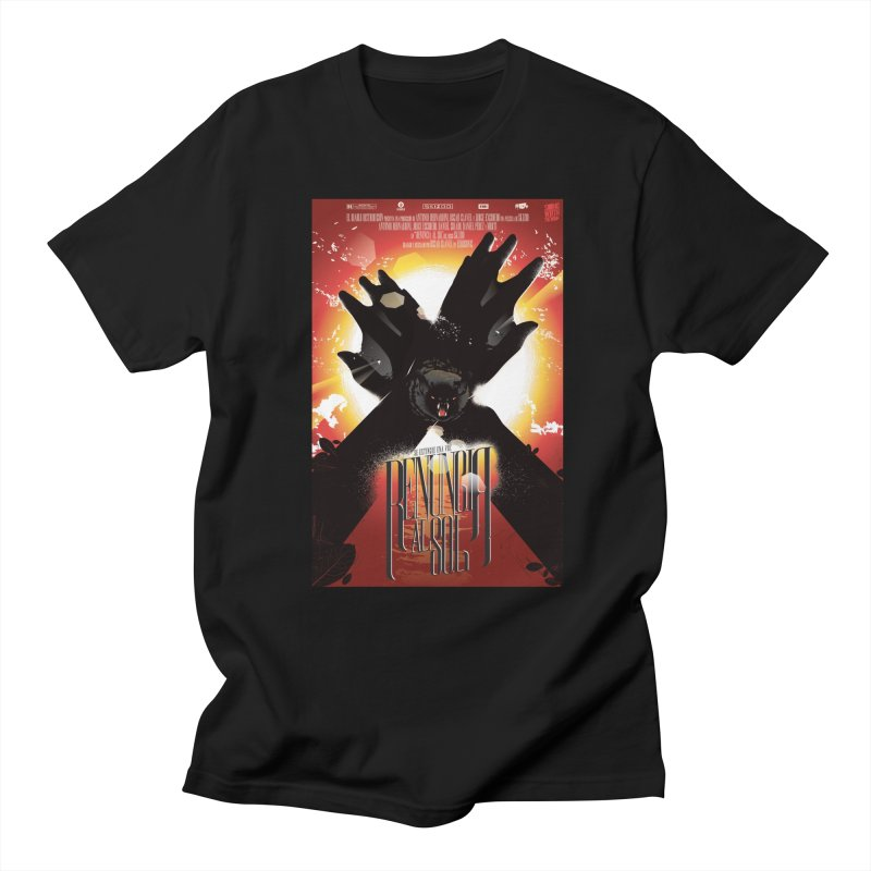 Renounce the Sun Men's Regular T-Shirt by Huevart's Artist Shop