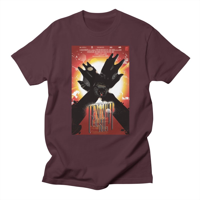 Renounce the Sun Men's T-shirt by Huevart's Artist Shop
