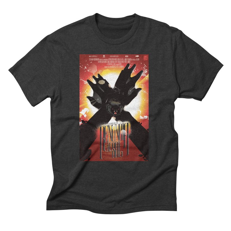 Renounce the Sun Men's Triblend T-Shirt by Huevart's Artist Shop