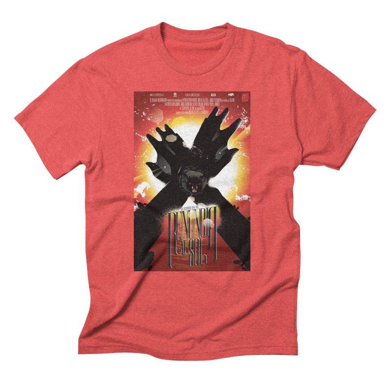 Renounce the Sun Men's Triblend T-Shirt by Huevart's Artist Shop
