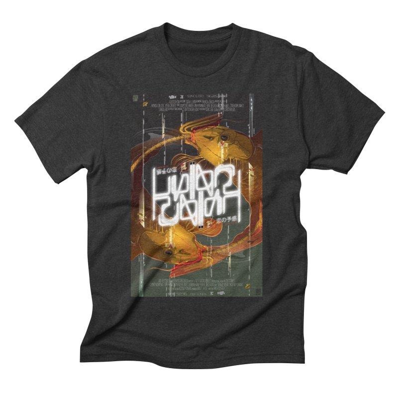 Koi No Yokan Men's Triblend T-shirt by Huevart's Artist Shop