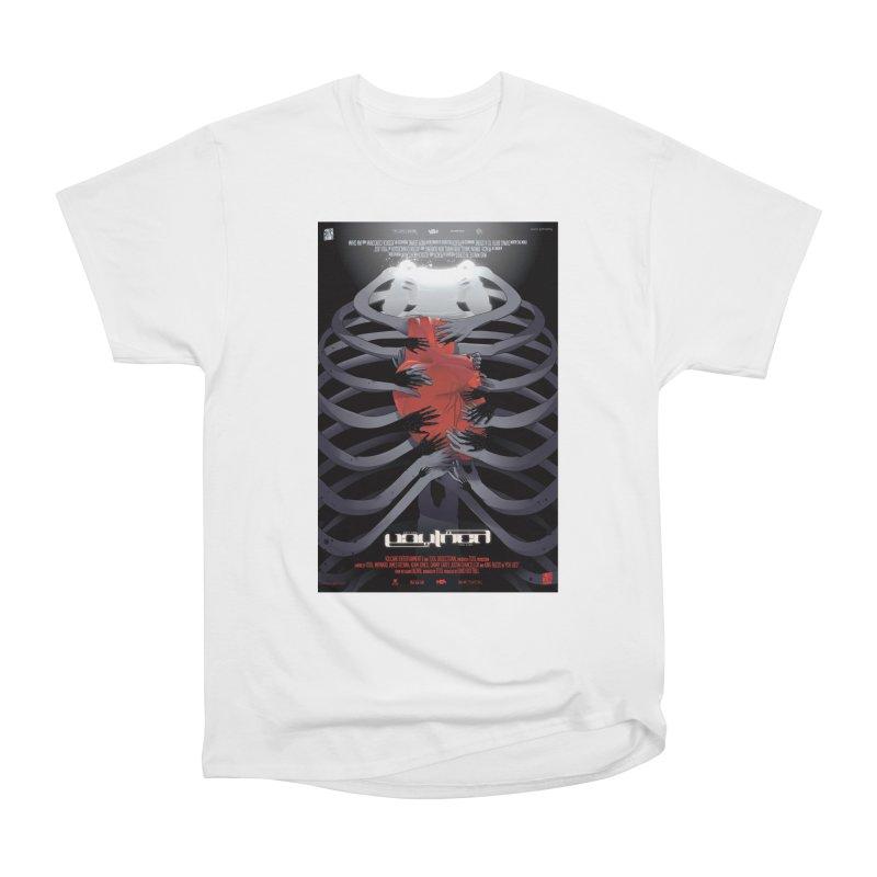 You Lied (Poster) Women's Heavyweight Unisex T-Shirt by Huevart's Artist Shop