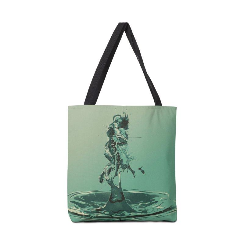Drop Accessories Bag by Huevart's Artist Shop