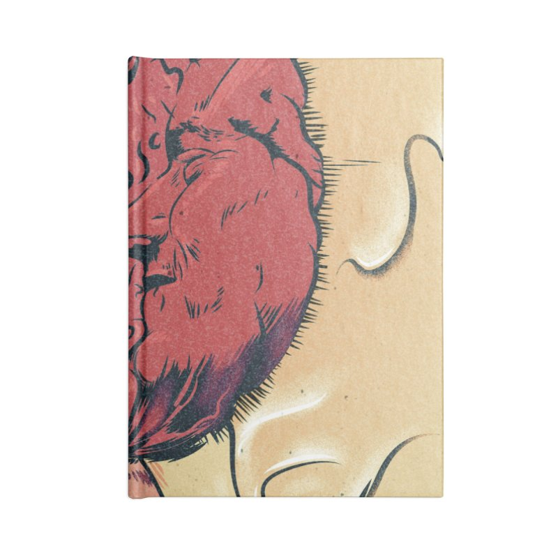 Seed Accessories Notebook by Huevart's Artist Shop