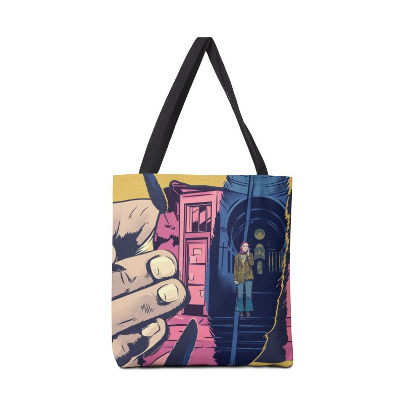 Feathers Accessories Tote Bag Bag by Huevart's Artist Shop