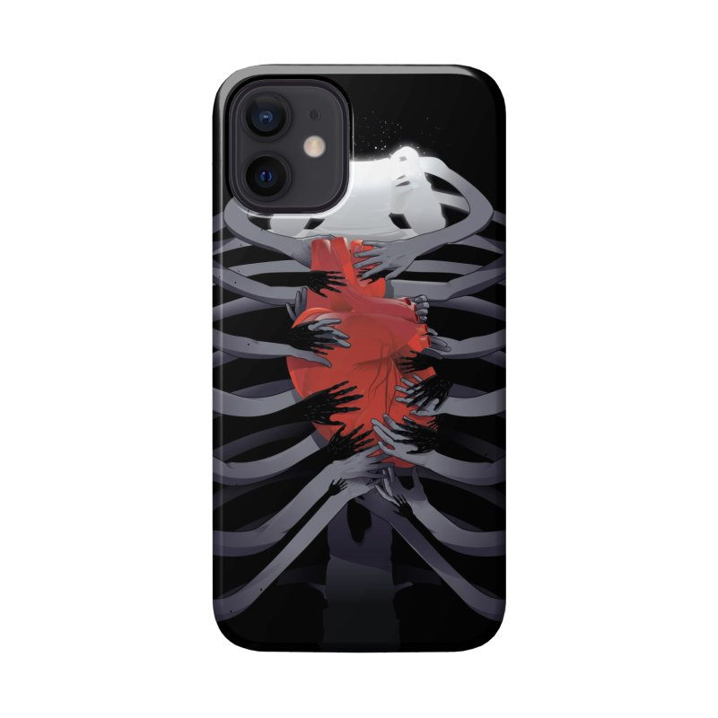 You Lied Accessories Phone Case by Huevart's Artist Shop