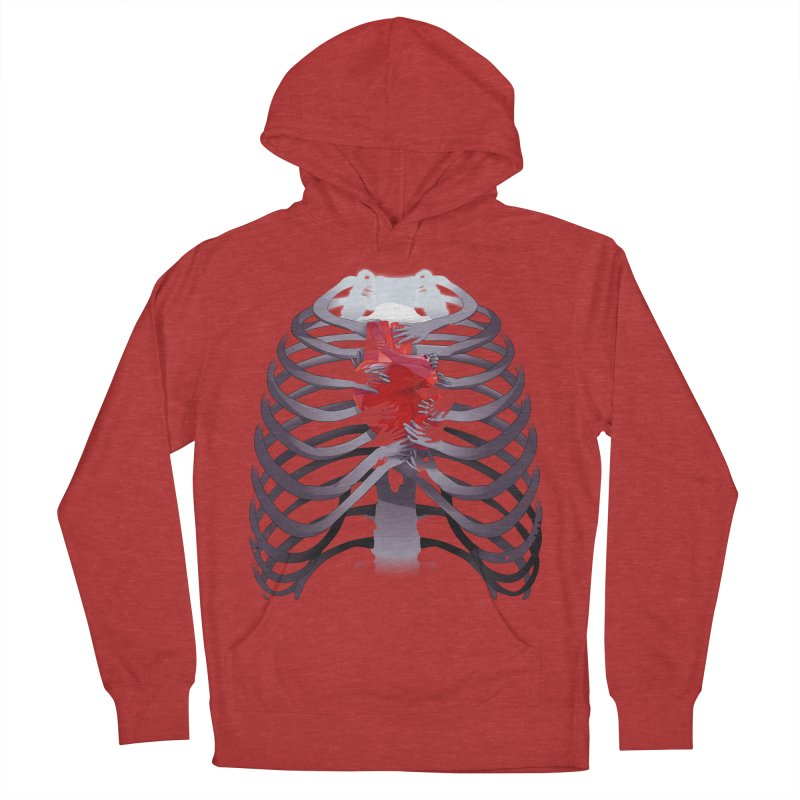 You Lied Men's French Terry Pullover Hoody by Huevart's Artist Shop