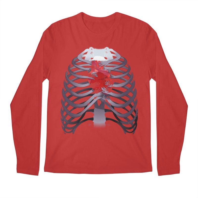 You Lied Men's Longsleeve T-Shirt by Huevart's Artist Shop