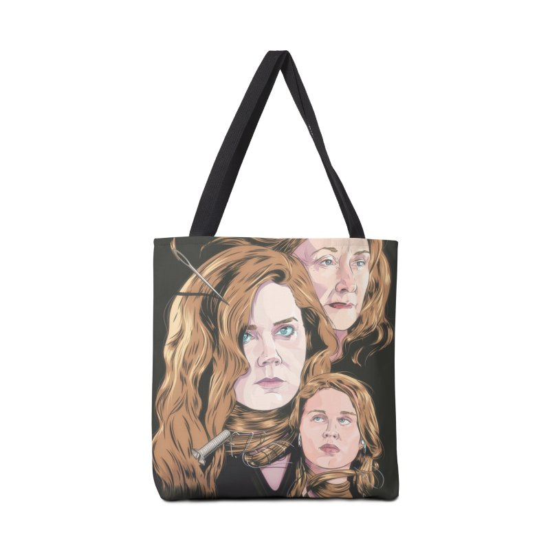 Asphyxiate Accessories Tote Bag Bag by Huevart's Artist Shop