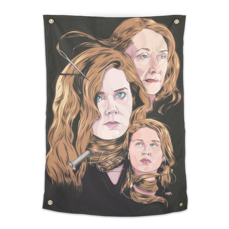 Asphyxiate Home Tapestry by Huevart's Artist Shop