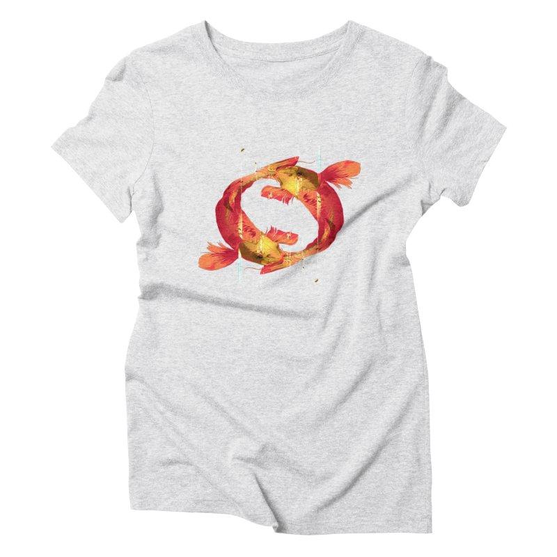 Koy Koy Women's T-Shirt by Huevart's Artist Shop