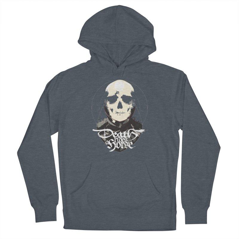 Skull Men's Pullover Hoody by Huevart's Artist Shop