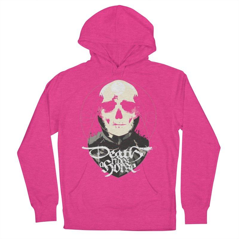 Skull Women's Pullover Hoody by Huevart's Artist Shop