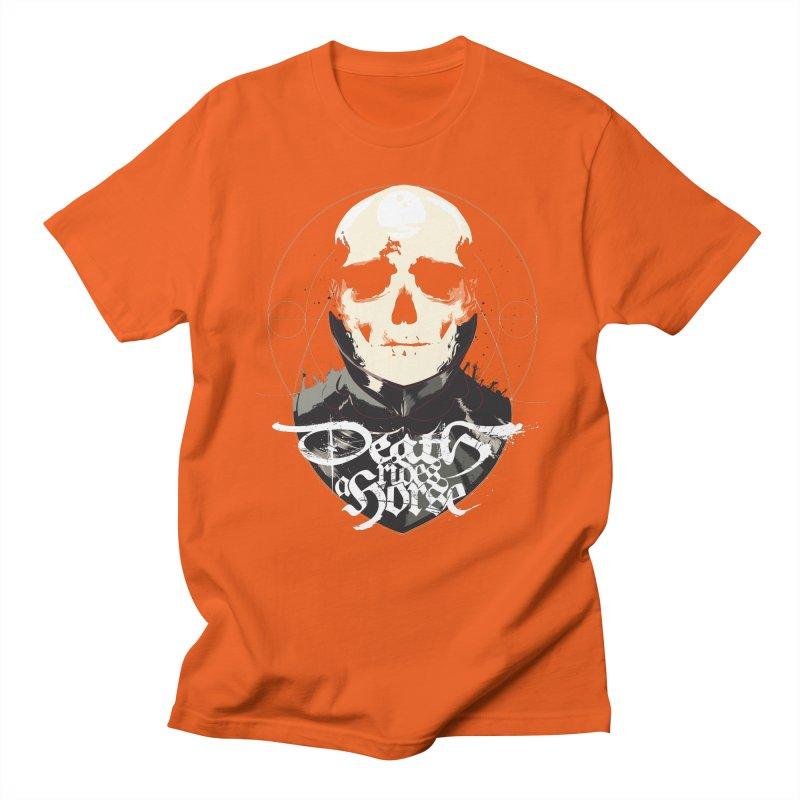 Skull Men's T-Shirt by Huevart's Artist Shop