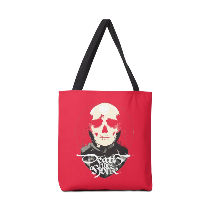 Skull Accessories Bag by Huevart's Artist Shop