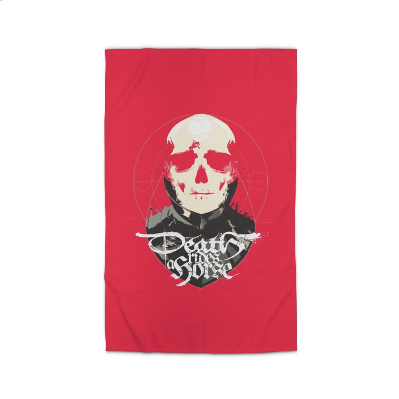 Skull Home Rug by Huevart's Artist Shop