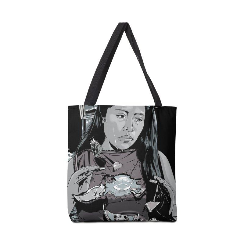 Overflowed Accessories Bag by Huevart's Artist Shop