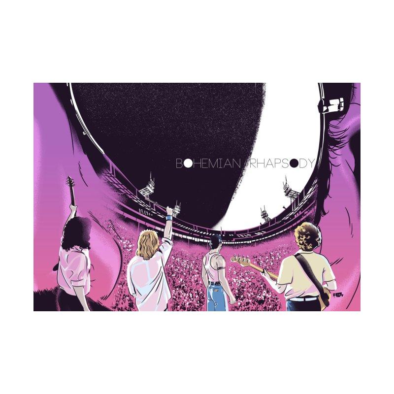 Bohemian Rhapsody by Huevart's Artist Shop