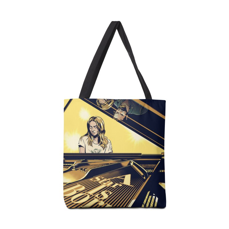 A Star Is Born Accessories Tote Bag Bag by Huevart's Artist Shop