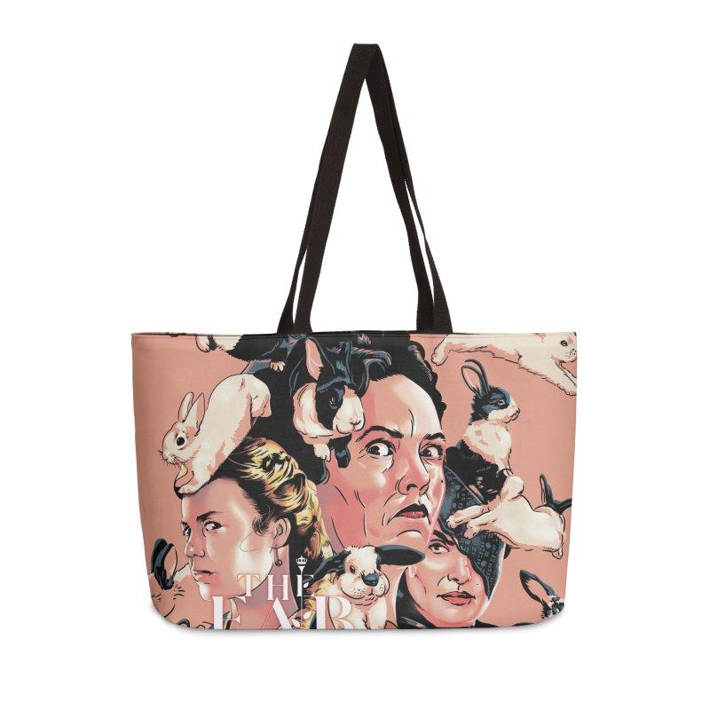 The Favourite Accessories Weekender Bag Bag by Huevart's Artist Shop