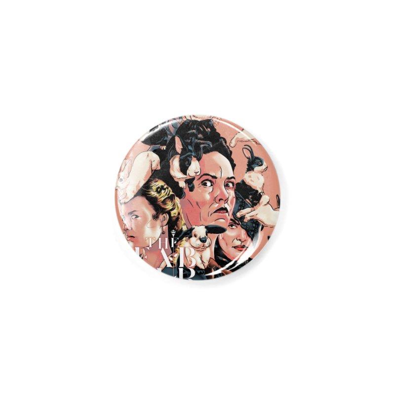 The Favourite Accessories Button by Huevart's Artist Shop