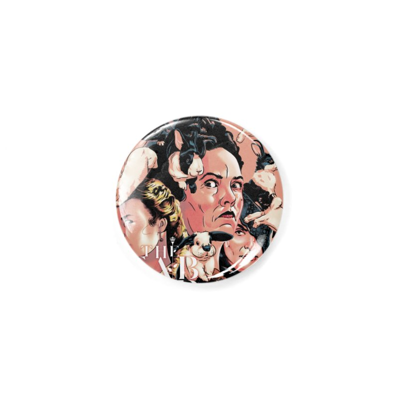 The Favourite Accessories Button by Huevart's Artist Shop