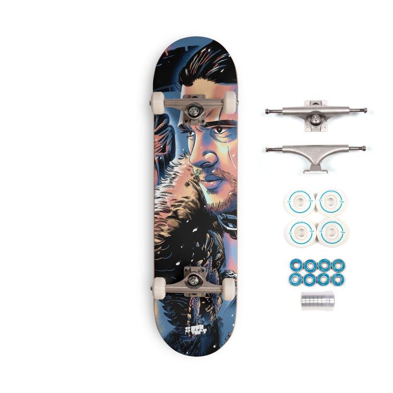 Winterfell Accessories Complete - Basic Skateboard by Huevart's Artist Shop